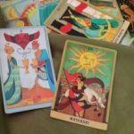 Tarot Nusantara by Hisyam A Fachri