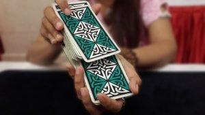 Suffle Kartu Tarot