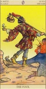 Tarot of New Vision - Rider Waite Smith Clone