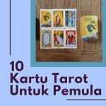 10 Kartu Tarot Mudah Untuk Pemula