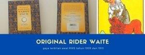 original rider waite