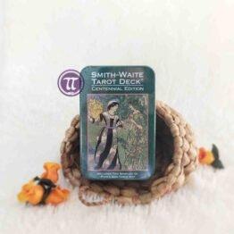 Smith-Waite Tarot Deck in Tin