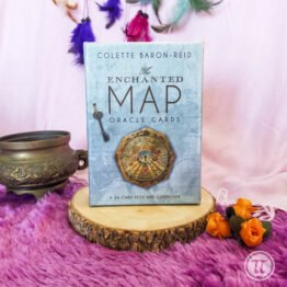 The Enchanted Map Oracle